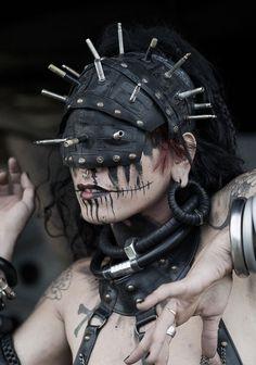 Post Apokalyptische Gummi Maske Post Apocalyptic Clothing, Post Apocalyptic Fashion, Larp, Cyberpunk, Mad Max, Wasteland Warrior, Apocalypse World, Steampunk, Wasteland Weekend