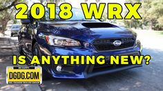 2018 Subaru WRX Limited In Depth Review | DGDG.COM Subaru Wrx