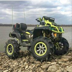Photo: @mathew6492 _ ✔ Follow @quad_offroad_life ️ ✔ Direct message badass ATV / SxS pictures for a chance to be featured _ #quad #offroad #life #canam #outlander #Modified/ #renegade #lifted #snorkel #yamaha #Suzuki #Honda #f4f #diesel #ford #mudding #Kawasaki #jeep #nature #truck #utv #mud #badass #toyota #chevy #offroading #country #countrylife #l4l #atv