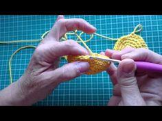 TUTORIAL - Cambio de color perfecto - Crochet/amigurumis - YouTube