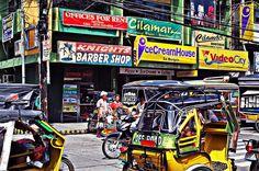 Three years at Clark AB, the Philippines