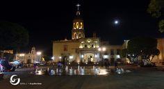 Templo de la Cruz, Querétaro, México