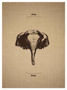 Jeep: Elephant