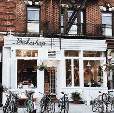 The Bakeshop By Woops in Williamsburg, Brooklyn