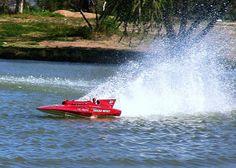 RC BOAT RACE 2 by bamyers4az, via Flickr