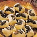 Cukrovi na Vanoce: Jemné čokoládové kuličky s kešu oříšky a dýňovými ...