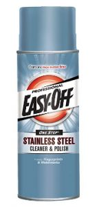 Professional Easy-OFF Stainless Steel (Silver) Cleaner and Polish Liquid 17 -ounce Aerosol Can (Cleaning Accessory) (Metal) Clean Stainless Steel Grill, Stainless Steel Cleaner, How To Clean Bbq, Clean Grill, Cooking With Charcoal, Best Gas Grills, Charcoal Bbq Grill, Portable Grill, Cleaning Chemicals