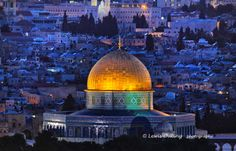 Dome of the Rock Qubbat As-Sakhrah by Lewis Outing on 500px - Jerusalem