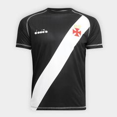 d464d08f10b5c Camisa Vasco II 2018 - Torcedor Diadora Masculina - Branco Lançamento