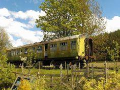 Abandoned train....