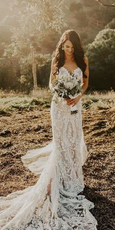 Fantastic Photos Bridal Guide: 27 Country Wedding Dresses Tips Beautiful Wedding Dresses ! The existing wedding dresses 2019 includes a dozen various dresses in th Country Style Wedding Dresses, Country Wedding Dresses, Dream Wedding Dresses, Bridal Dresses, Wedding Country, Country Outfits, Event Dresses, Country Girls, Wedding Gowns