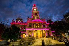 Bilderesultat for sydney town hall