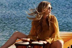 Vogue Eyewear lança a segunda coleção criada por Gigi Hadid