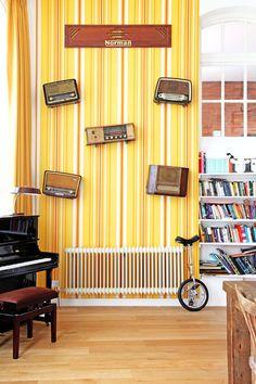 Eclectic Living Room by Avocado Sweets Interior Design Studio