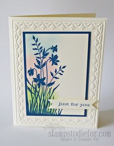 Just Believe by patstamps2001 - Cards and Paper Crafts at Splitcoaststampers