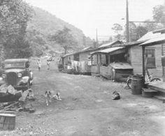 Appalachia in the 30's