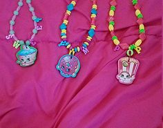 yummy kids necklaces 16 inches long listing for one