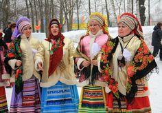 Maslenitsa Russian