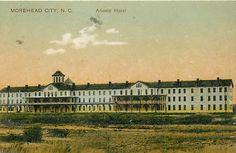 Atlantic Hotel, Morehead City NC