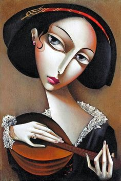 Excellent Examples Of Cubism Art Works (17)