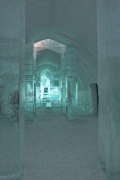 iciest:    Ice hotel