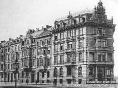 Wohnhäuser am Ring, Hohenzollernring 93-101, 50672 Köln - Neustadt-Nord (1890)