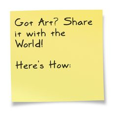 Arts Business Institute | 50 Ways to Promote and Sell Your Art or Craft