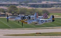 An admiration of the beauty of the classic warbirds. Aircraft Photos, Ww2 Aircraft, Fighter Aircraft, Military Aircraft, Fighter Jets, Nasa History, P51 Mustang, Ww2 Planes, Aviation Art
