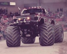 Undertaker, King Kong, Punisher, Ford Trucks, Old School, 4x4, Monster Trucks, Cool Stuff, Offroad