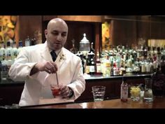 How To Make A New Orleans Sazerac Cocktail - Considered the Official Cocktail of New Orleans, the Sazerac has a deep-rooted history — most of which lies inside the Sazerac Bar in the Roosevelt Hotel. Known as a controversial cocktail, with different New Orleans bars boasting varied recipes, the Sazerac bar shares its definitive recipe with GoNOLA. #nola #neworleans