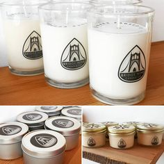 """Need a client gift? Or a yummy smelling candle for your open house? Well, we have Bridge Nine candles in the store! The scents we carry are: ▪ Oregon…"""