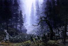ted nasmith,  silmarillion illustrations