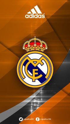 Real Madrid • LigraficaMX 170214CTG(1) Real Madrid Logo, Real Madrid Club, Real Madrid Football Club, Cr7 Wallpapers, Real Madrid Wallpapers, Cristiano Ronaldo Portugal, Cristiano Ronaldo Lionel Messi, Messi Soccer, Nike Soccer