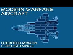 Modern Warfare Aircraft - Mini LEGO Lockheed Martin F-35 Lightning II