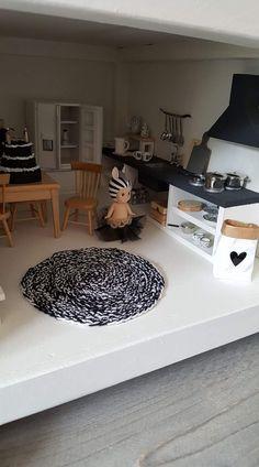Dollhouse carpet