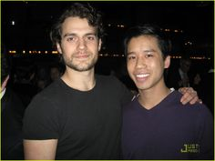 21 April 2009 : Henry Cavill at the after-party for the Fighting premiere at Marquee lounge in New York City on Monday night (April 20).