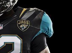 Jacksonville Jaguars http://jaguarsapparel.com/