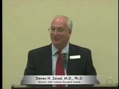 The brilliant Dr. Steven H. Zeisel, Ph.D., M.D. gives a vitally important talk on Diet and Cancer Risk  ...