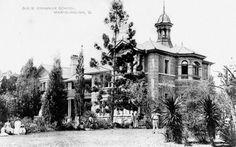 Maryborough Girls' Grammar School in Queensland in Glasshouse Mountains, Paranormal Romance Series, Grammar School, History Teachers, Tasmania, Colleges, Historical Sites, Libraries, Museums