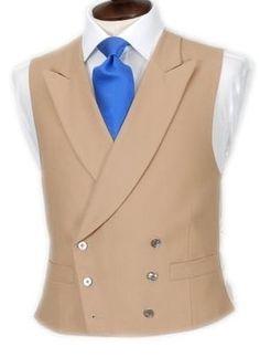 Traditional Irish Vest | Morning Suit Waistcoat Buy Idea for groomsmen!