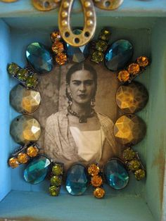 La Bella Frida Shrine by La Chusma, via Flickr