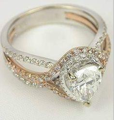 Beautiful Custom Princess Cut Diamond Engagement Ring JosephJewelry Jewelry Pinterest Engagement Princesses and Jewelry