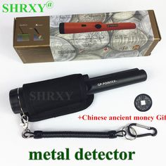 2016 upgraded Sensitivity Garrett metal detector pro pointer Pinpointing with Bracelet Hand Held Metal Detector Water-resistant