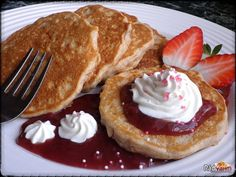 Pancakes, Food And Drink, Cooking Recipes, Ale, Breakfast, Morning Coffee, Chef Recipes, Ale Beer, Pancake