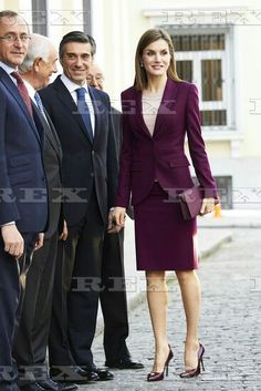 Queen Letizia attends a meeting with the BBVA Foundation, Madrid, Spain - 30 Mar 2016 Queen Letizia of Spain 30 Mar 20