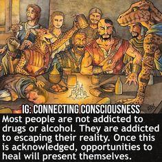 Spiritual Enlightenment, Spiritual Wisdom, Spiritual Awakening, Dream Psychology, Awakening Quotes, Life Guide, Spirit Science, Abraham Hicks Quotes, Consciousness
