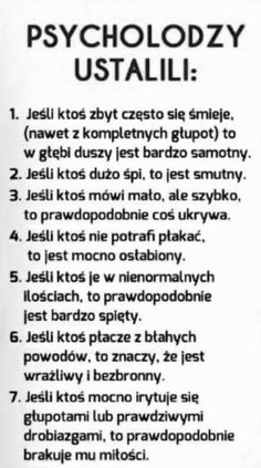 Może to i prawda i wcale nie jestem taka wesoła 😅 Wtf Funny, Sad Quotes, Better Life, True Stories, Quotations, Fun Facts, How Are You Feeling, Wisdom, Thoughts