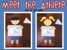 The Olympics and Me! A Global All About Me Unit image 3