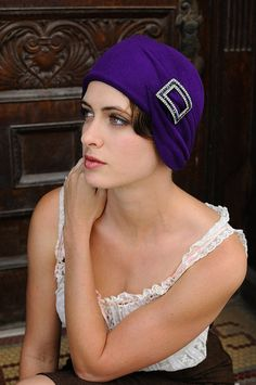 Oh i wish hats were back in vogue $400 from Behida Dolic on etsy
