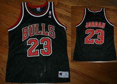 e2d9cc140a2 Champion Men Chicago Bulls NBA Shirts | eBay. Jordan 23Michael JordanJersey  ...
